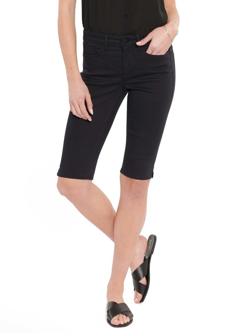 NYDJ Denim Bermuda Shorts