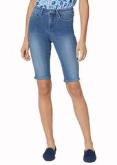 NYDJ Denim Bermuda Shorts (Camille)