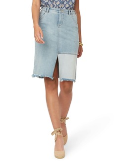 NYDJ Denim Skirt