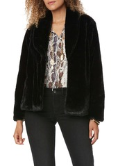 NYDJ Faux Fur Jacket