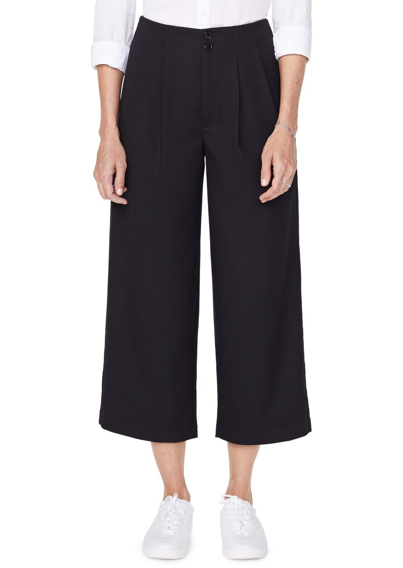 NYDJ Frisco Wide Leg Crop Pants