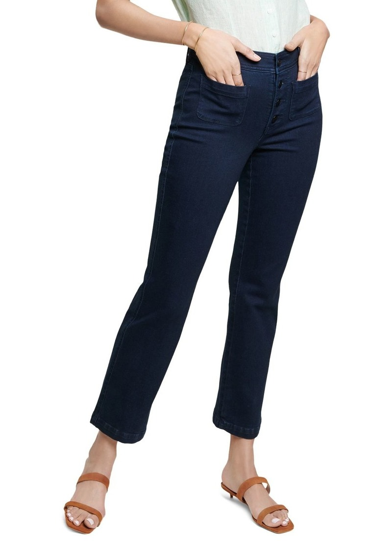 NYDJ High Rise Marilyn Jeans in Rinse