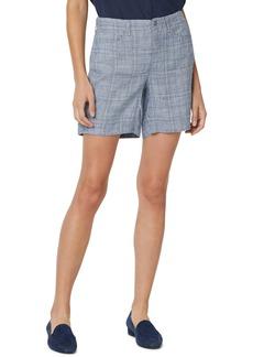 NYDJ Linen Blend Shorts