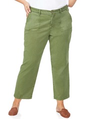 NYDJ Marilyn Ankle Chino Pants (Plus Size)