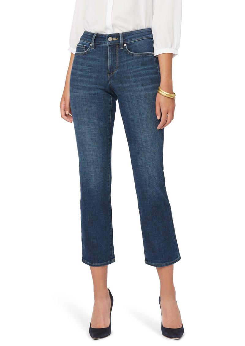 NYDJ Marilyn Ankle Straight Leg Jeans (Marcel)