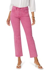 NYDJ Marilyn Ankle Straight Leg Jeans (Marisol)