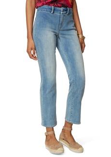 NYDJ Marilyn Braided Belt Loop Jeans (Clean Coheed)