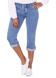 NYDJ Marilyn Cool Embrace Straight Crop Jeans (Regular & Petite)