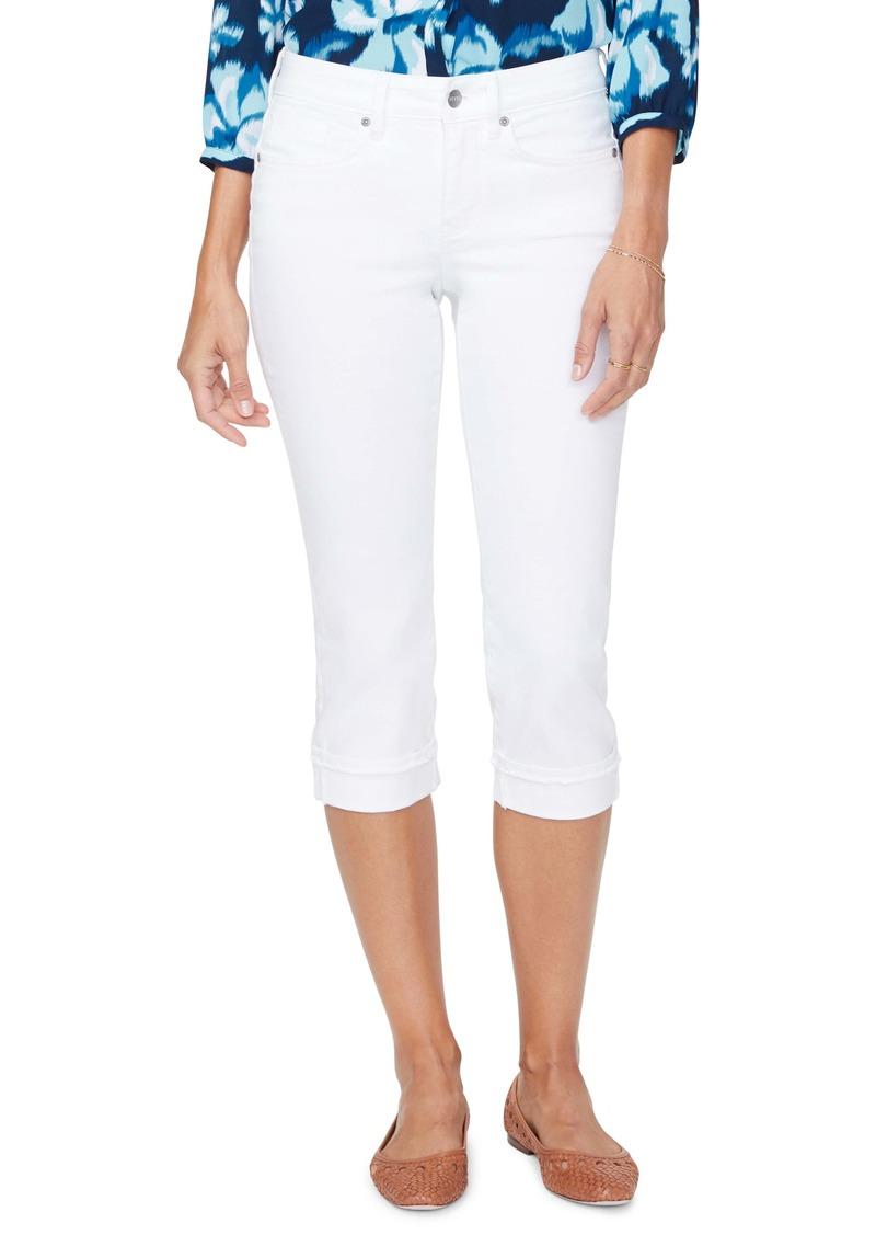NYDJ Marilyn Crop Cuff Jeans (Regular & Petite)