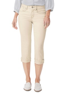 NYDJ Marilyn Crop Jeans (Feather)