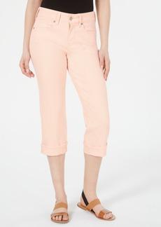 Nydj Marilyn Cropped Cuffed Skinny Jeans