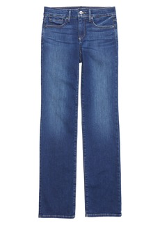 NYDJ Marilyn High Waist Stretch Straight Leg Jeans (Regular & Petite) (Clean Muir)