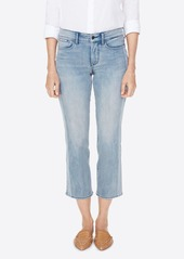 NYDJ Marilyn Straight Ankle Jeans in Watson