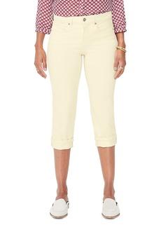 NYDJ Marilyn Straight Leg Capri Jeans (Regular & Petite)