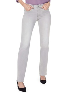 NYDJ Marilyn Straight Leg Jeans (Gale)