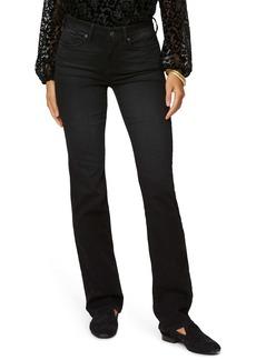 NYDJ Marilyn Straight Leg Jeans (Glory) (Petite)