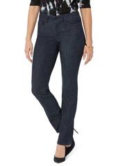 NYDJ Marilyn Straight Leg Jeans (Lightweight Rinse)