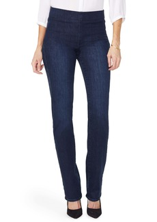 NYDJ Marilyn Straight Leg Pants (Regular & Petite)