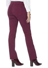NYDJ Marilyn Straight Leg Stretch Jeans