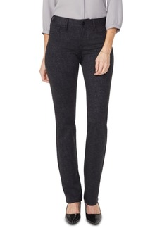 Nydj Marilyn Tummy Control Straight Pants