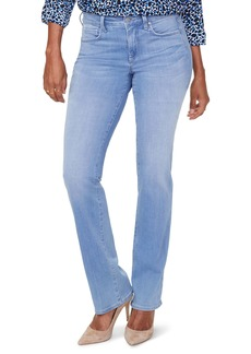 NYDJ Marilyn Stretch Straight Leg Jeans (Berrnal)