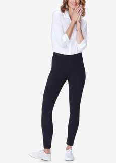 Nydj Petite Basic Tummy-Control Ponte Leggings