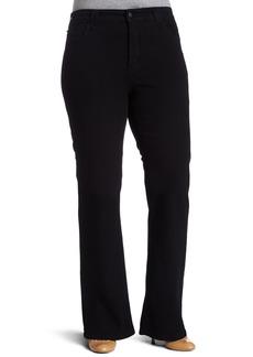 NYDJ Petite Plus-size Hayden Bootcut Jeans