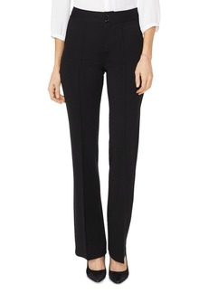 NYDJ High-Rise Wide-Leg Ponte Pants - 100% Exclusive