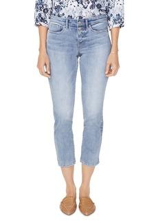 NYDJ Petites Sheri Cropped Slim Jeans in Nevin