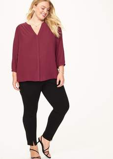 NYDJ Pintuck Blouse