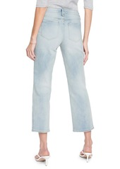 NYDJ Piper Relaxed Crop Straight Leg Jeans (Radiance)