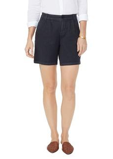 NYDJ Pleated Shorts