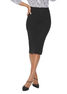 NYDJ Ponte Pencil Skirt