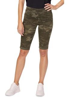 NYDJ Pull On Shorts (Camo)