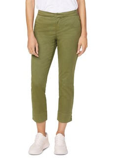 NYDJ Relaxed Crop Chino Pants