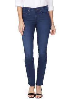 NYDJ Sheri Slim Foil Back Pocket Jeans (Cooper)