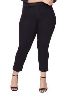NYDJ Sheri Slim Jeans (Plus Size)