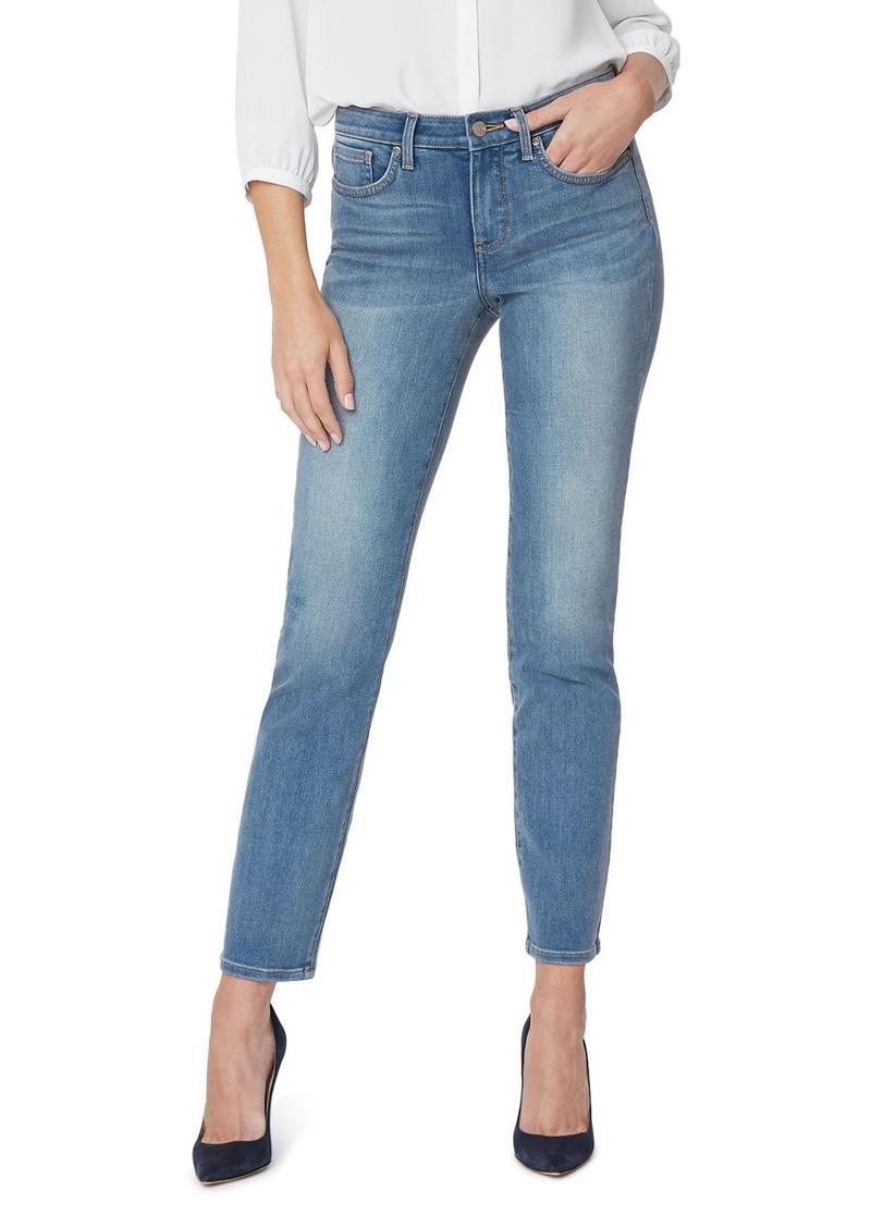 NYDJ Sheri Slim Leg Jeans in Clayburn