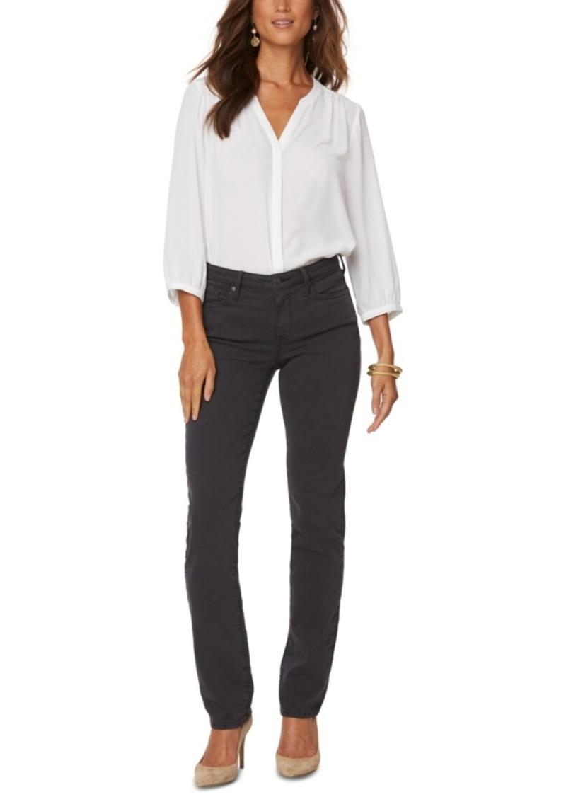 Nydj Sheri Tummy-Control Slim Jeans