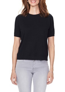 NYDJ Short Sleeve Knit Top