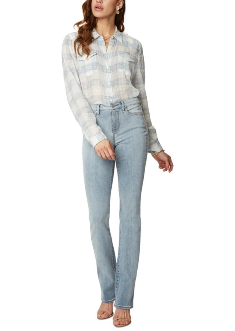 Nydj Slim-Fit Bootcut Jeans