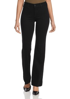 NYDJ Teresa Modern Trouser Jeans in Black