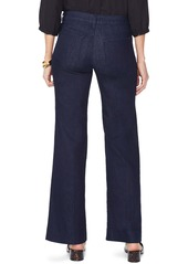 NYDJ Teresa Wide Leg Trouser Jeans