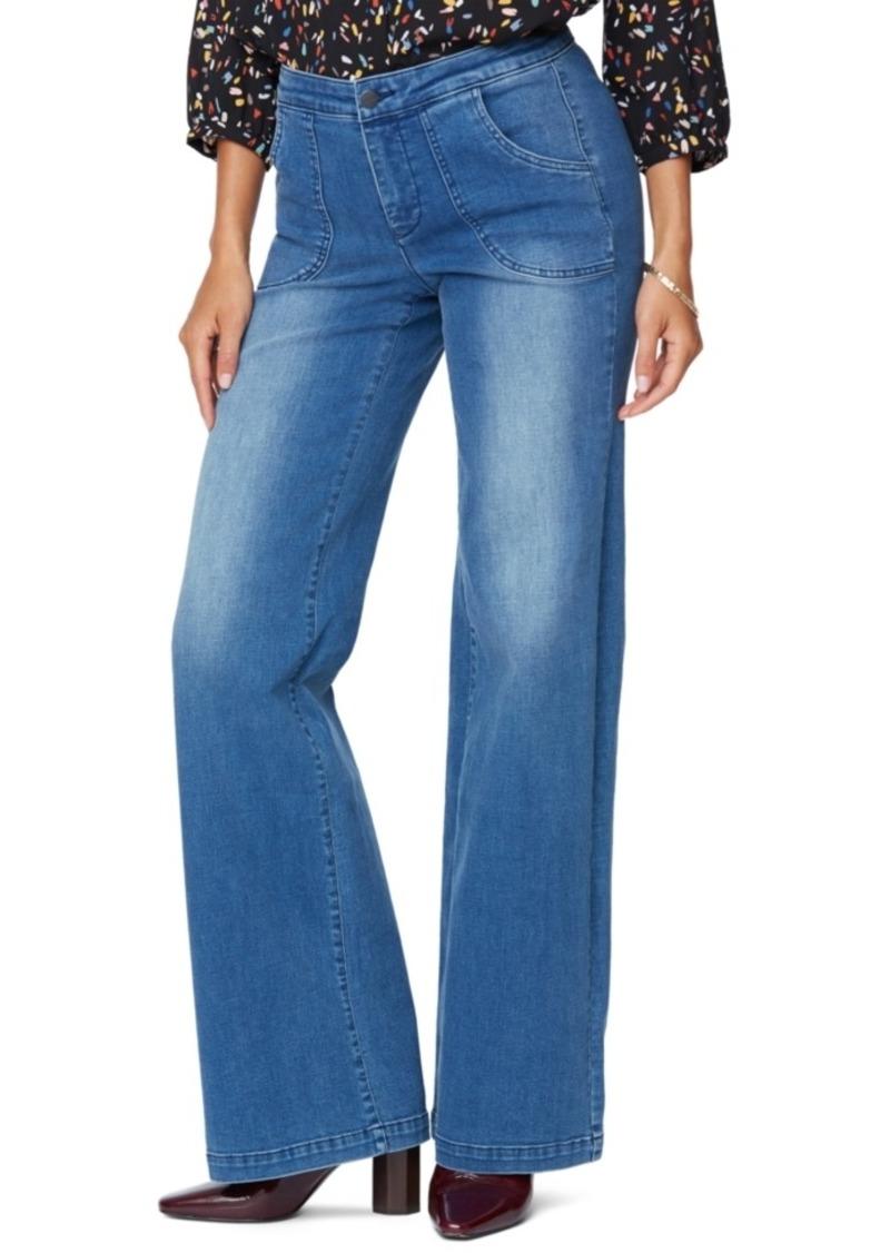 Nydj Teresa Wide-Leg Jeans
