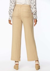 NYDJ The Trouser Linen Blend Pants
