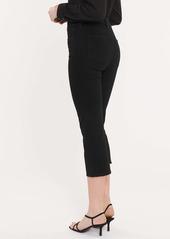 NYDJ ThighShaper Crop Jeans (Black Rinse)