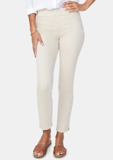 Nydj Tummy-Control Pull-On Ankle Skinny Jeans