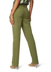 NYDJ Utility High Waist Straight Leg Pants