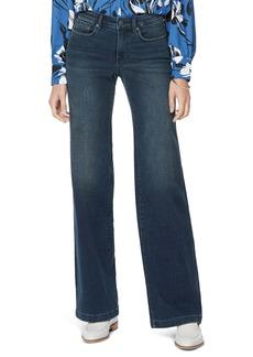 NYDJ Wide Leg Trouser Jeans (Brickell)