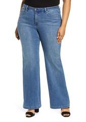 NYDJ Wide Leg Trouser Jeans (Brickell) (Plus Size)